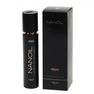 Nanoil - wzmacniający i regenerujące kosmetyk do włosów